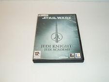 Star Wars Jedi Knight: Jedi Academy (PC: Windows, 2003) - US Version