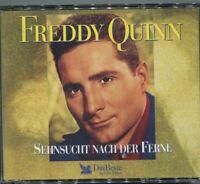 3CD Freddy Quinn: Sehnsucht nach der Ferne (Reader´s Digest) 1996