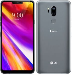 NEW LG G7 ThinQ G710AWM 64GB 4G LTE Factory GSM Unlocked Smartphone