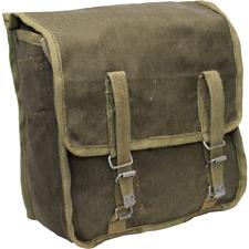 GENUINE POLISH MILITARY ARMY SHOULDER BAG HAVERSACK BREAD BAG & SHOULDER STRAP