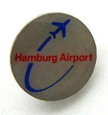 Pin Spilla Hamburg Airport Germany