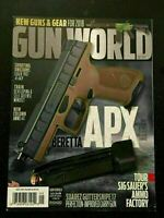 K) New Gun World Luger 1907 .45 ACP Sig Sauer Factory May 2018 Firearm Magazine