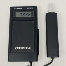 Omega OS-610 Infrared Pyrometer Thermometer 0-600F 315C Working