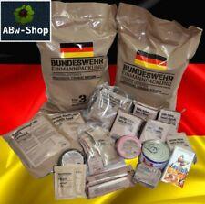 Bundeswehr EPA Einmannpackung  MRE Tagesration Verpflegung Camping Vers. 2018
