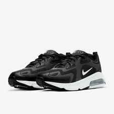 Nike Air Max 200 Trainers  New With Box Black / White  UK 10  EU 45  US 11