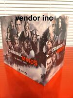 CRIMINAL MINDS SEASONS 1-15 THE COMPLETE SERIES 85 DISC DELUXE BOX SET