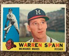 Warren Spahn 1960