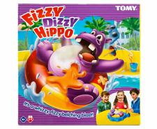 TOMY T72606en Interactive Fizzy Dizzy Hippo Children's Preschool Action Game