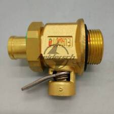 New 1pcs Cat200B/312/320/320B/320C /D Oil sump screw switch Yellow