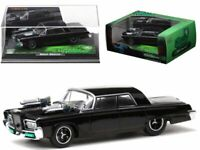 LINCOLN Black Beauty - The green Hornet - Vitesse 1:43