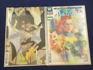 DC COMICS BATGIRL #50 COVER SET A + B MIDDLETON & DODSON