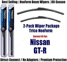 2-Pack Super-Premium NeoForm Wipers fit 2015+ Nissan GT-R - 16220/210