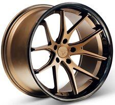 20x9 Ferrada FR2 5x115 ET15 Matte Bronze Wheels (Set of 4)