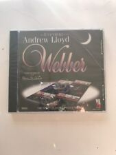 An Evening With Andrew Lloyd Webber. CD1996 Tested- Rare- Vintage- Ships N 24hrs