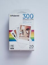 Polaroid Instant 300 POLPIF300 20 Print PIC-300 Film Pack Expired NEW Sealed NIP