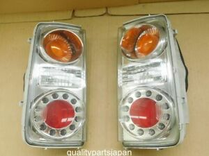 NISSAN ELGRAND E51 RIDER CLEAR LED TAIL REAR LIGHT DRIVER SIDE RIGHT RHS LHS
