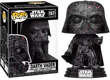 Star Wars - Darth Vader (Futura) US Exclusive Pop! with Protector