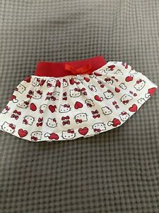 Sanrio Hello Kitty Baby Skirt Size 18 Months