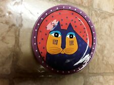 Laurel Burch Ganz Cat Plate Ceramic 8.25""