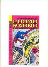 il settimanale dell'uomo ragno n. 19 ( CORNO ED.) -1981 - BUONO+..originale