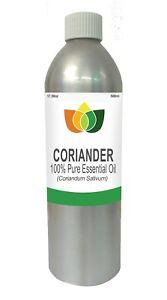 Coriander Essential Oil  Coriandum Sativum 500ml - Aromatherapy