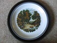 Cattle/Farm Animals Pottery Dinner Plates