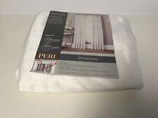PERI SPELLBOUND Pinch-Pleat 84-Inch Rod Pocket Lined Window Curtain Panel