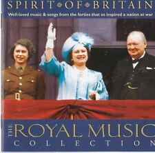 Spirit of Britain The Royal Music Collection CD various artists Compilation 2001