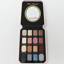 Too Faced Pretty Rich Diamond Light Eyeshadow Palette New In Box