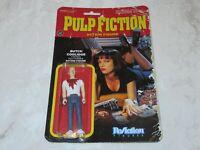 Funko x Super7 ReAction Pulp Fiction Butch Coolidge Bruce Willis Action Figure