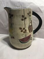 Jamaica By Royal Sealy Japan Vintage Pitcher Vase