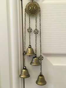 WITCH PROTECTION BELLS  WICCA