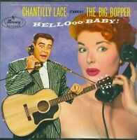 The Big Bopper Chantilly Lace Vinyl LP Record Album