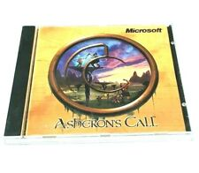 Asheron's Call (PC, 1999)(RARE) Jewel Case