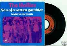the HOLLIES - Son of a Rotten Gambler - DUTCH POLYDOR PS EX