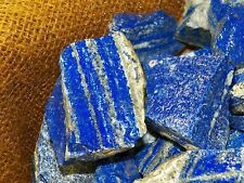 2000 Carat Lots of High End Lapis Rough - Plus a FREE Faceted Gemstone