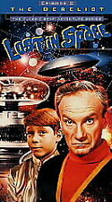 Science Fiction Lost in Space - Ep. 2: The Derelict (Vhs, 1997) Will Robinson
