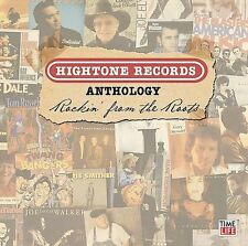 NEW  -  TIME LIFE  HIGHTONE RECORDS ANTHOLOGY: ROCKIN' FROM THE ROOTS