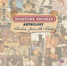 FREE US SHIP. on ANY 2 CDs! ~LikeNew CD Various Artists: High Tone Anthology: Ro