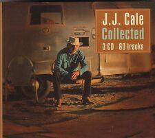 3 CD . Best of J.J. CALE  (JJ NEU! Cocaine After Midnight Cajun Moon mkmbh
