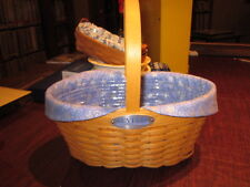 Longaberger Basket 2000 Century Celebration Collectors Edition Protector Liner