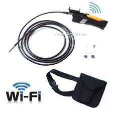 WiFi HD720p Endoskop Videoskop Borescope Endoskopkamera PC iOS Android Tablet 3m