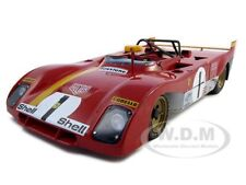 1972 FERRARI 312PB #1 GMP 1:18 REGAZZONI/ICKX MONZA MODEL CAR BY GMP G1804107