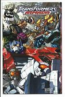 TRANSFORMERS: ARMADA # 1 (FIRST PRINTING, SARRACINI / RAIZ COVER, JUL 2002), NM