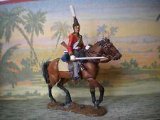 DELPRADO CAVALIER DE L EMPIRE DRAGON DU 2° DRAGOONS KGL / GB 1812