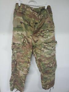 ARMY ADVANCED COMBAT PANTS W/ CRYE KNEE PAD SLOTS medium short MULTICAM OCP