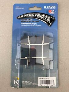 K-Line by Lionel 6-21286 SuperStreets Intersection New