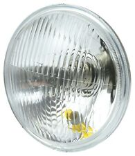 """NEW UNIVERSAL MOTORCYCLE BATES HEADLIGHT 5 1/2"""" NON E-MARKED COMPLETE WITH BULB"""