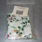 Longaberger White Vine SMALL SPOON Basket Liner ~ Made in USA ~ New in Bag!