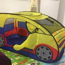 NEW Cars Play Tent Indoor Play House Outdoor Camping Hut Children Toys Play Tent